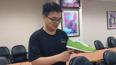 新創公司電漿空氣技術 製鞋不需化學溶劑