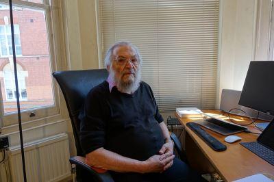法哲學家拉茲 獲第3屆唐獎法治獎