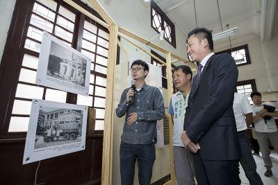 新竹州圖書館閒置34年 修復前將開放參觀