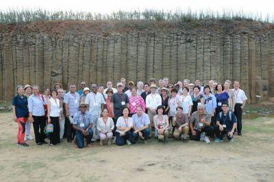 見證澎湖世界級景觀 外交部邀使節同遊