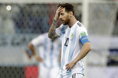 克羅埃西亞晉16強 阿根廷淪淘汰邊緣