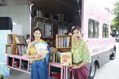 竹市推異國書籍巡迴 讓新住民看到家鄉的書