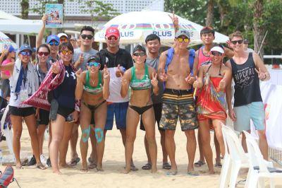 世界沙灘排球巡迴賽 台女搭檔晉級16強
