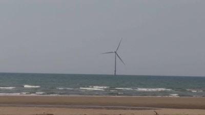 離岸風電競價最低每度2.2245元 跌破眼鏡