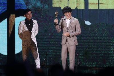 金曲獎第29屆 盧廣仲魚仔獲年度歌曲