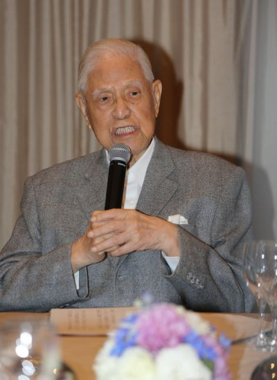 李登輝提醒中國:台灣不會是你的敵人