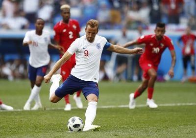 英格蘭6比1大勝巴拿馬 2連勝進世界盃16強