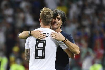 克羅斯驚天一射沒失手 德國教頭直呼幸運