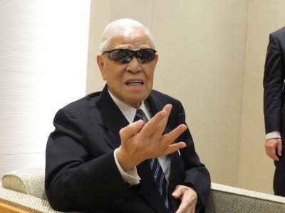 李登輝結束琉球行 為台日關係持續打拼