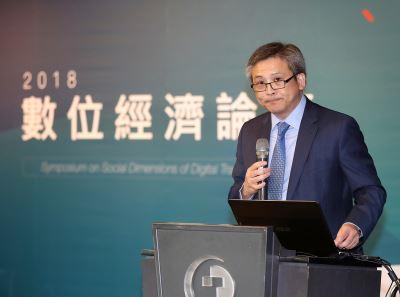 梅健華:盼台美經濟關係提升到數位層次