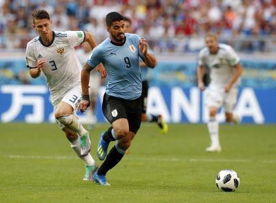 蘇亞雷斯踢破僵局 烏拉圭3戰全勝晉級16強