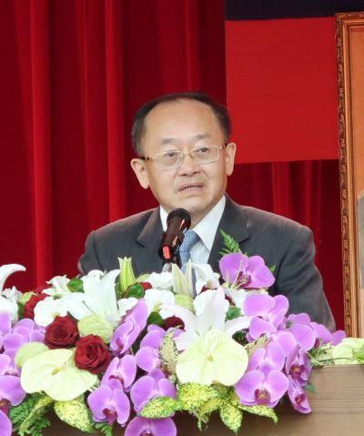 接掌高市聯醫 張宏泰:公職的驚奇之旅