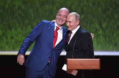 蒲亭:俄國主辦本屆世界盃大獲成功
