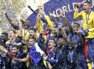世界盃法國奪冠 日本15為亞洲最佳
