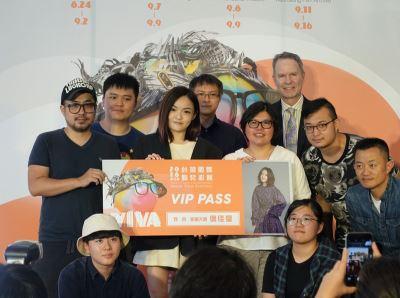 徐佳瑩任酷兒影展大使 盼觀眾理解性別多樣性