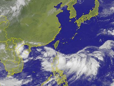 天氣晴朗穩定 第10號颱風安比將形成