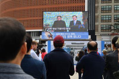 民調:近8成南韓民眾贊成南北韓統一
