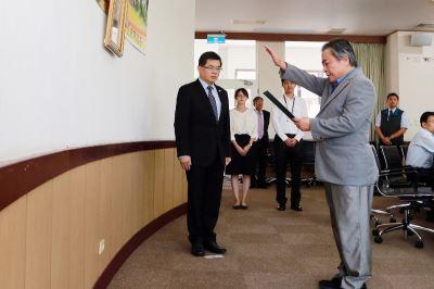 張紹源接任台南副市長 財經專業受肯定