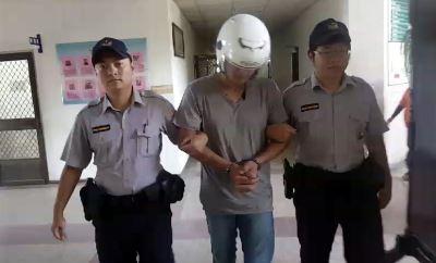 男涉持槍搶精品店 警3小時內逮人