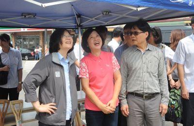 張藥房重建  蔡總統:台灣進步里程碑