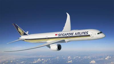 全球10大航空 新航奪冠長榮躋身第5
