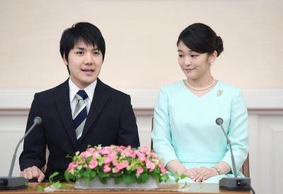 日宮內廳:小室圭還不是真子公主的未婚夫