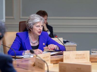 英關稅計畫表決前 傳梅伊威脅黨內議員提前大選