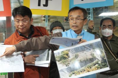 為環保而戰 牛埔里長陳永和將選台南市長
