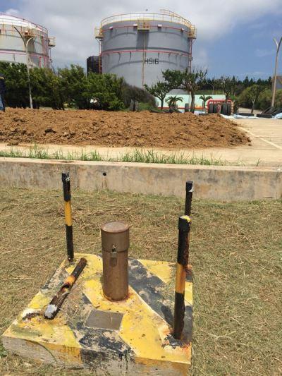 中油隱匿澎湖油庫漏油 污染地下水重罰650萬