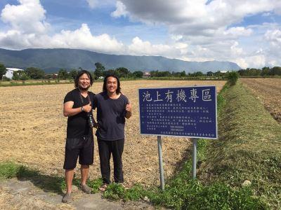 尋找農業新契機 池上米首次加入區塊鏈