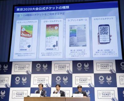 東京奧運票價公布 開幕式最貴30萬日圓