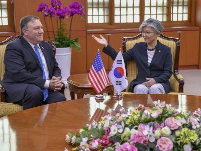 北韓非核化進展 韓美外長齊向安理會報告