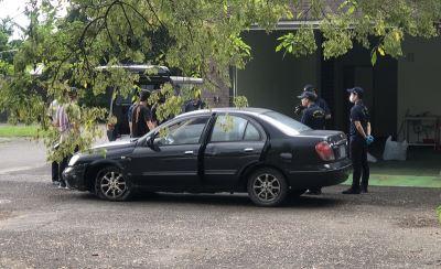 男勒斃女友藏屍後車廂 國道意外自撞遭逮