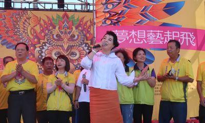 簡文秀殷正洋公益演唱 乘著歌聲回羅東