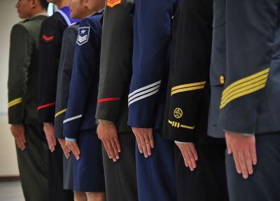 國防部:現役服滿20年領退俸 可加計軍校年資