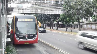 印尼亞運避塞車 快捷巴士專用道將扮要角