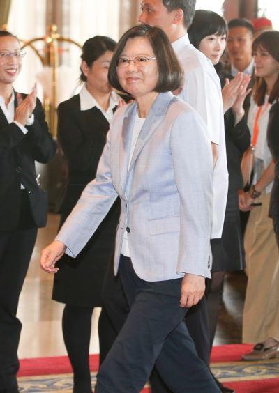 四大社團挺改革 蔡總統賴清德陳菊合體造勢