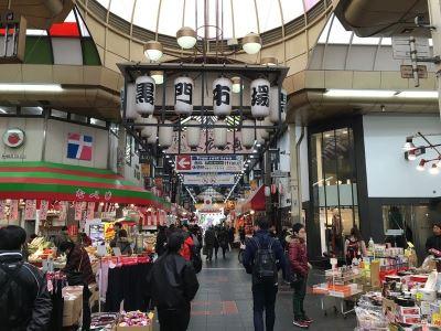 日本黑門市場觀光客激增 與在地共存共榮