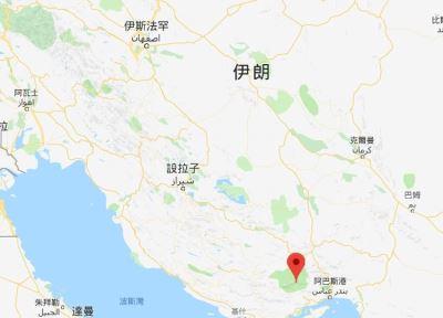 伊朗南部發生5.7地震 暫無災損傳出