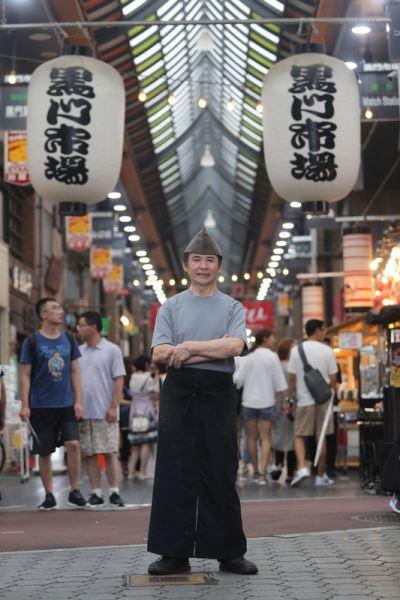 50年日本咖哩職人:黑門市場就是我的勳章