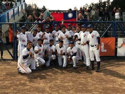 哈連盃中華隊打中職前洋投 與日本爭隊史首冠