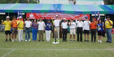 泰國台商棒球賽 台泰組隊競技交流