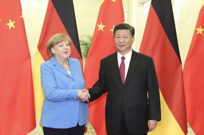 劉霞重獲自由  德國鍥而不捨功不可沒
