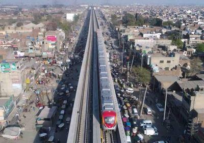 捷運將完工 巴基斯坦為一帶一路扛巨債