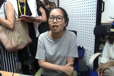谈在陆优势  台湾青年:我们更灵活