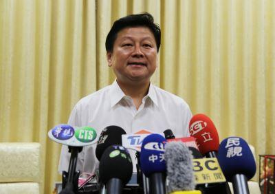 傅崐萁:成功不必在我 支持陳學聖