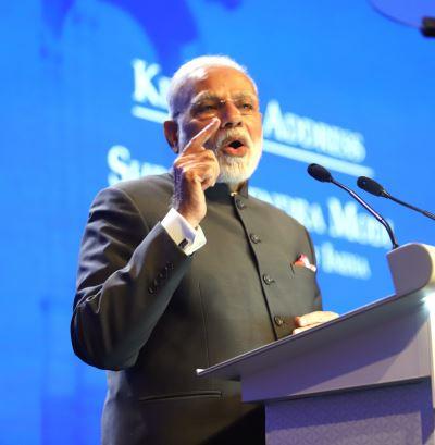 习近平访非 印度总理莫迪跟进