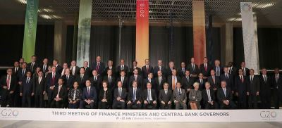 G20財長會議落幕 呼籲對話化解貿易緊張情勢