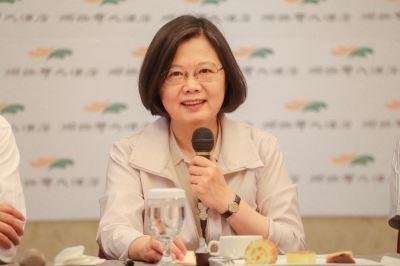 APEC領袖代表 總統:時候到了會向大家報告