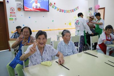 上海農村推在地養老 業者借鑑台灣經驗